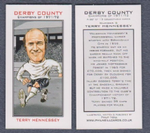 Derby County Terry Hennessey Wales 5